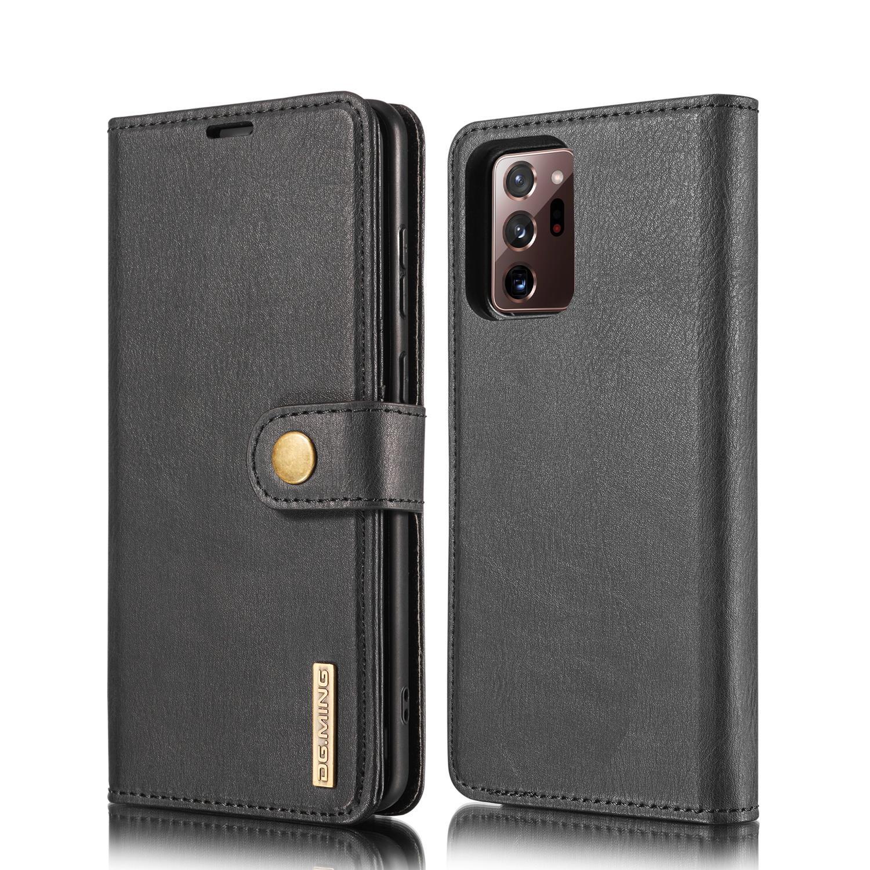Magnet Wallet Galaxy Note 20 Ultra Black