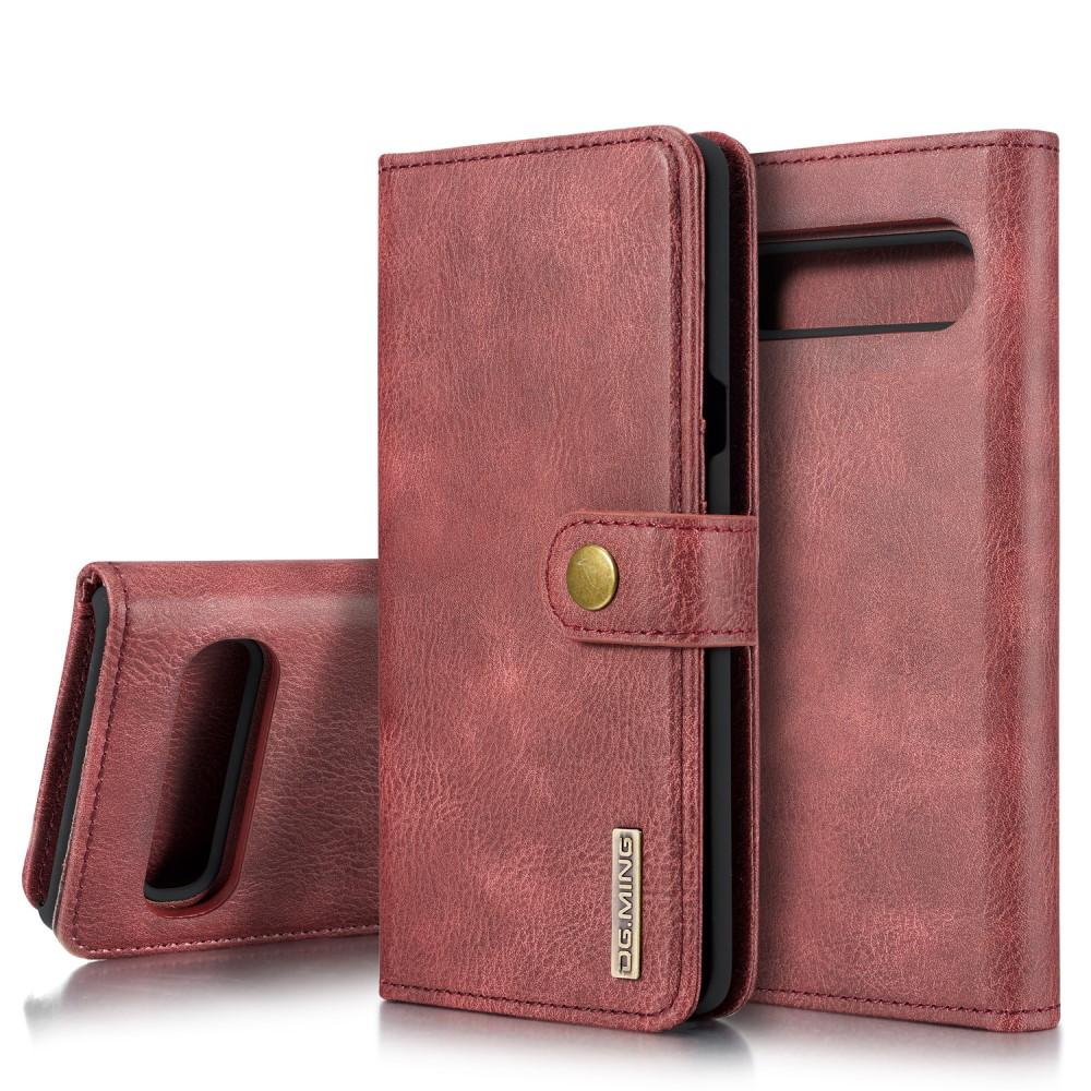 Magnet Wallet Galaxy S10 Red