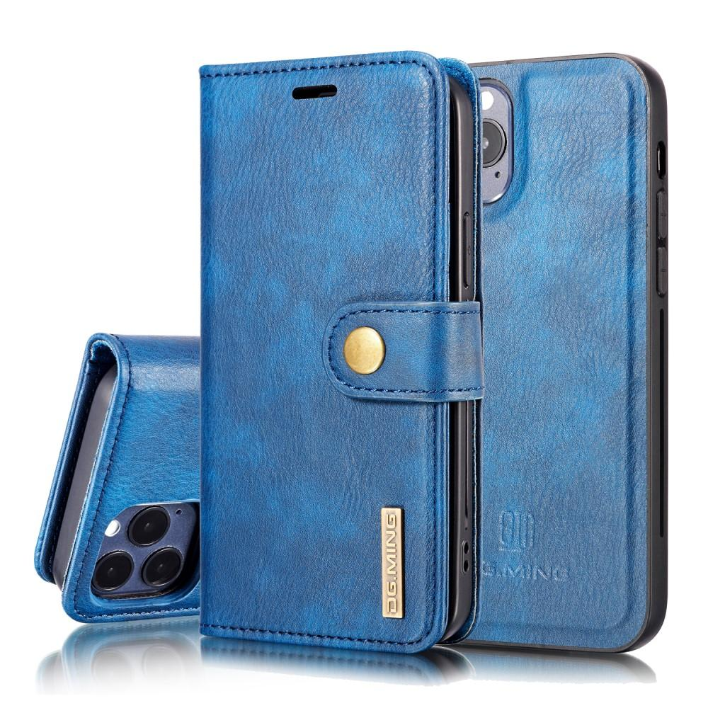 Magnet Wallet iPhone 12/12 Pro Blue