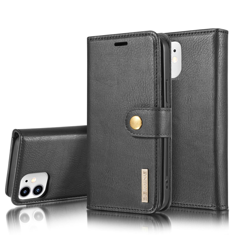 Magnet Wallet iPhone 12 Mini Black