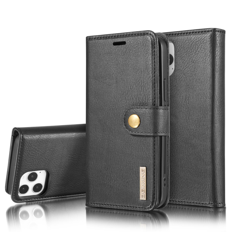 Magnet Wallet iPhone 12 Pro Max Black