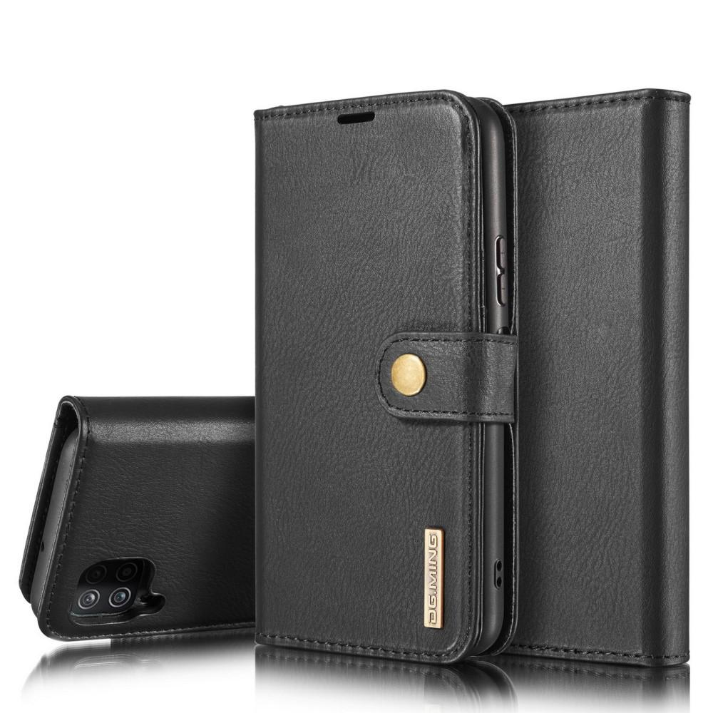 Magnet Wallet Samsung Galaxy A12 Black