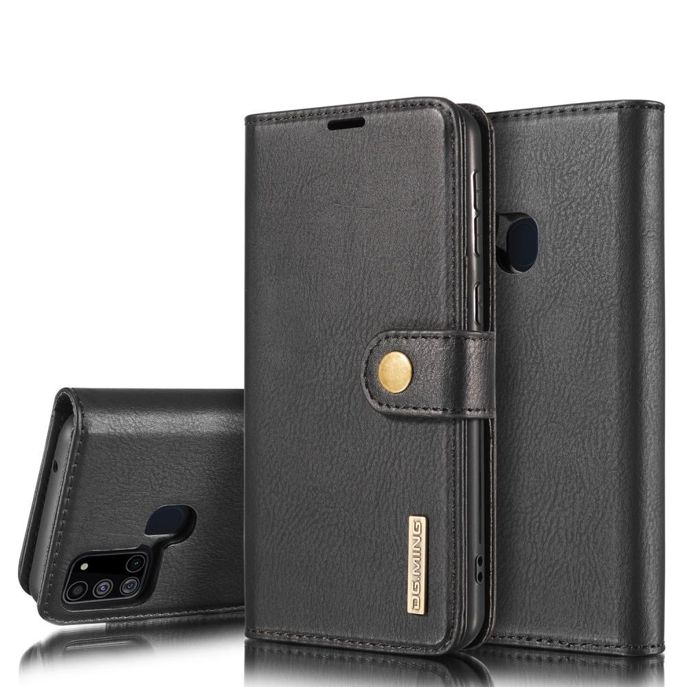 Magnet Wallet Samsung Galaxy A21s Black