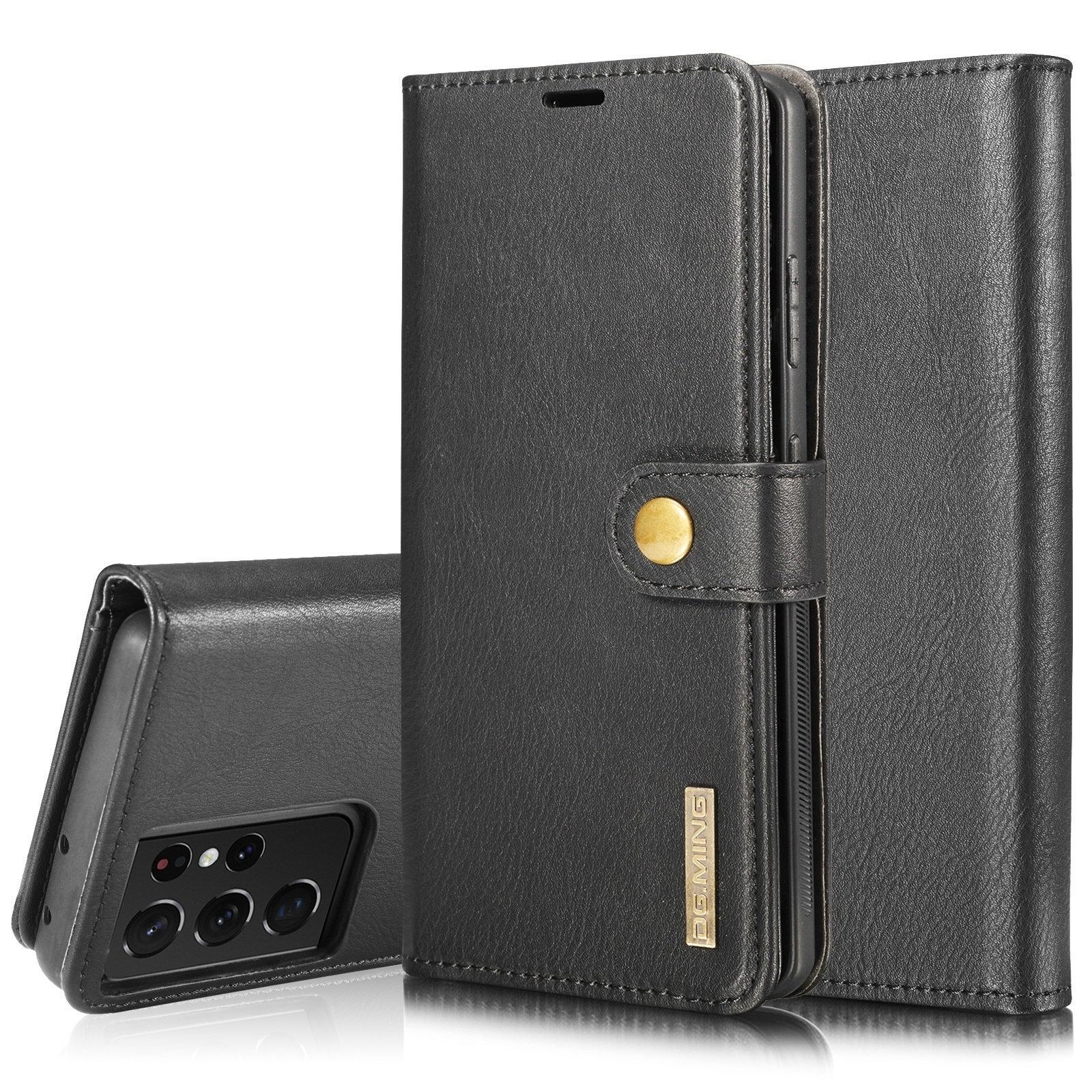 Magnet Wallet Samsung Galaxy S21 Ultra Black