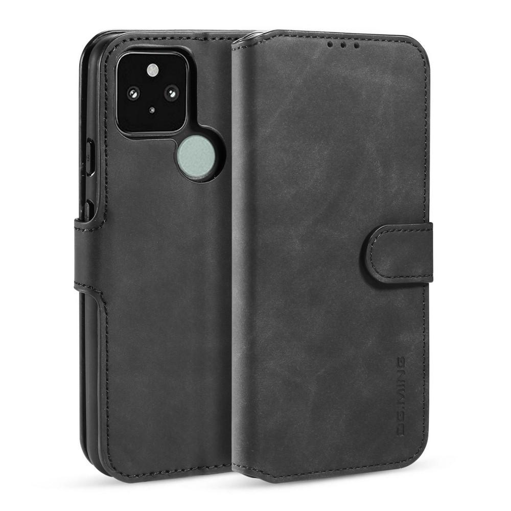 Wallet Case Google Pixel 4a 5G Svart