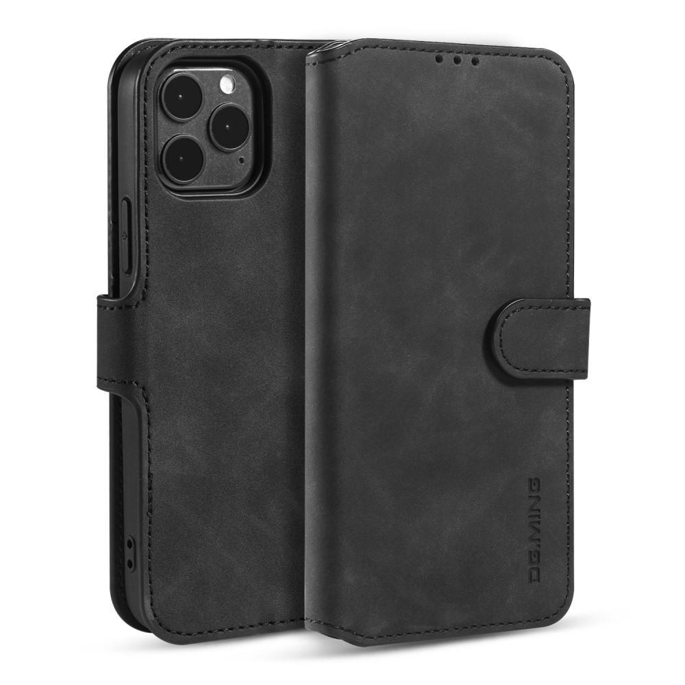 Wallet Case iPhone 12/12 Pro Black