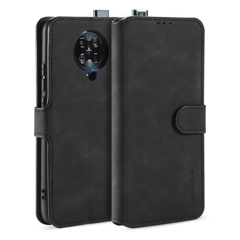 Wallet Case Poco F2 Pro Black