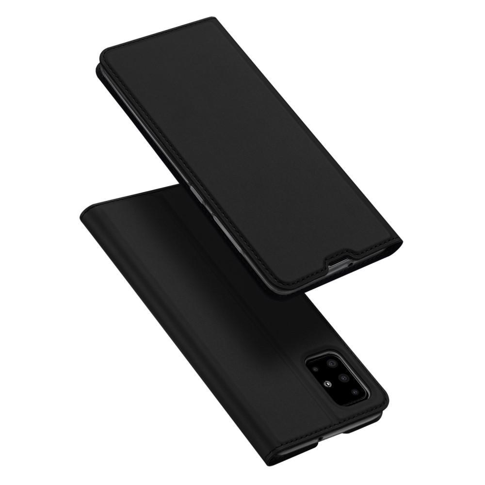 Skin Pro Series Case Galaxy A71 - Black