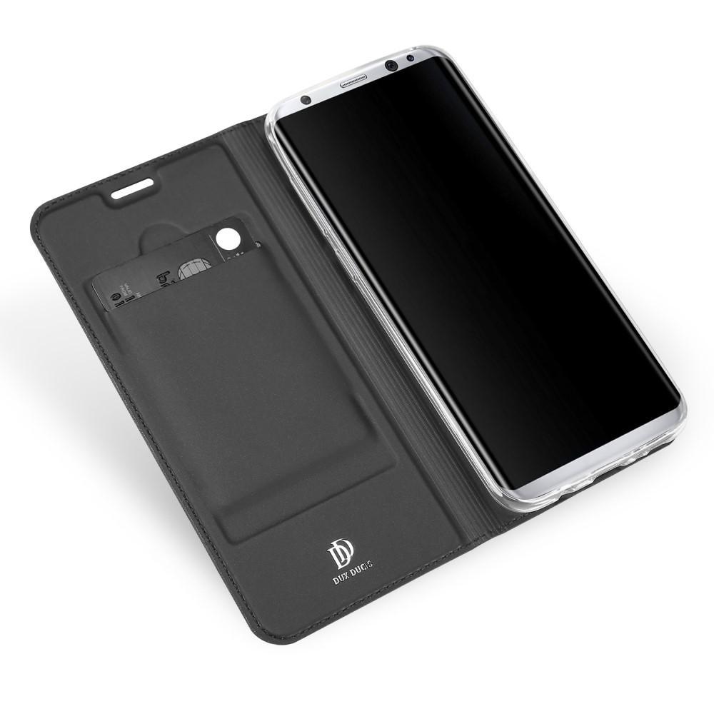 Skin Pro Series Case Galaxy S8 - Grey