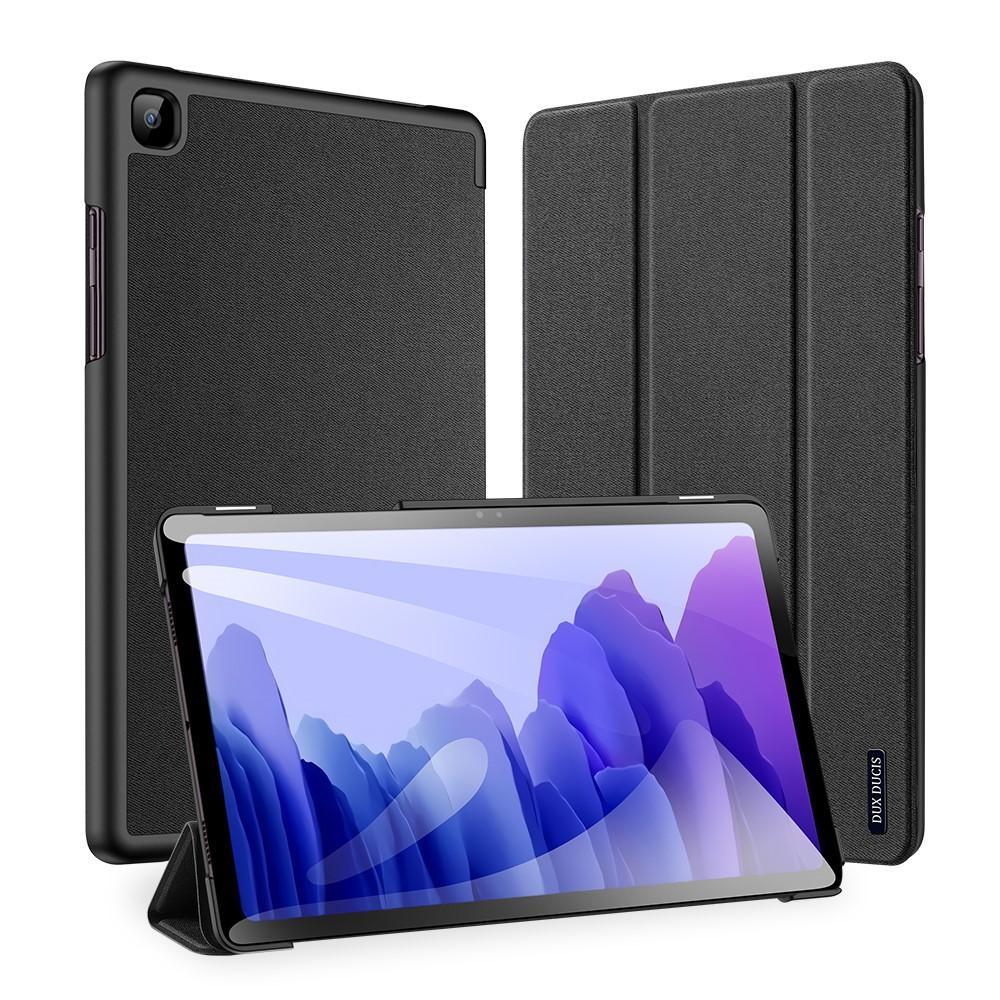 Domo Tri-fold Case Galaxy Tab  A7 10.4 2020 - Black