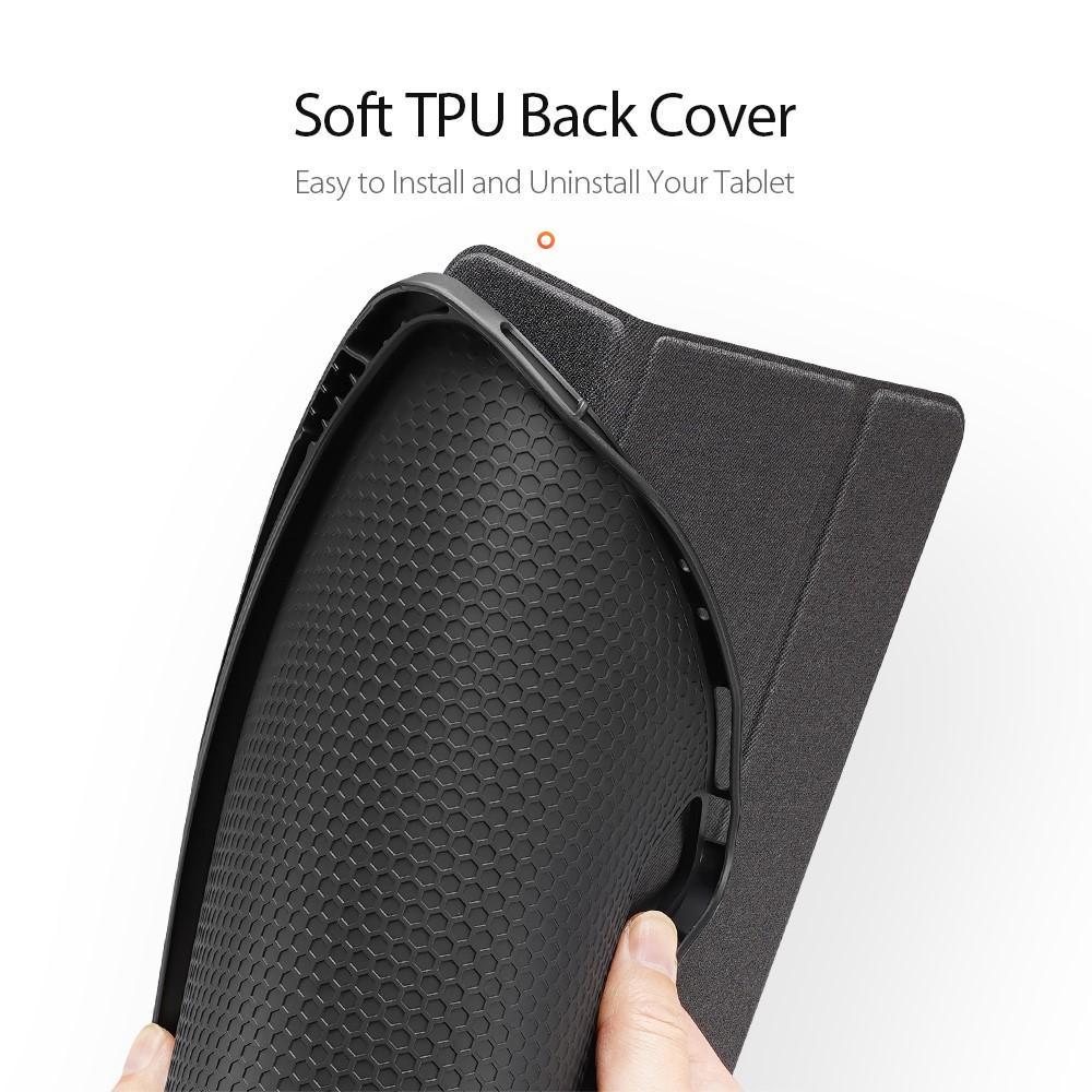 Domo Tri-fold Case iPad Pro 11 2021 - Black