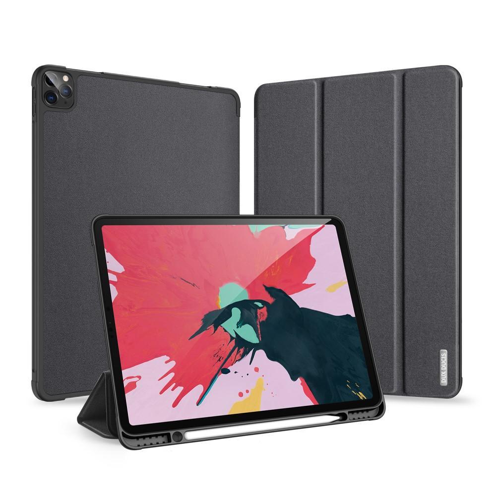 Domo Tri-fold Case iPad Pro 12.9 2020 - Black