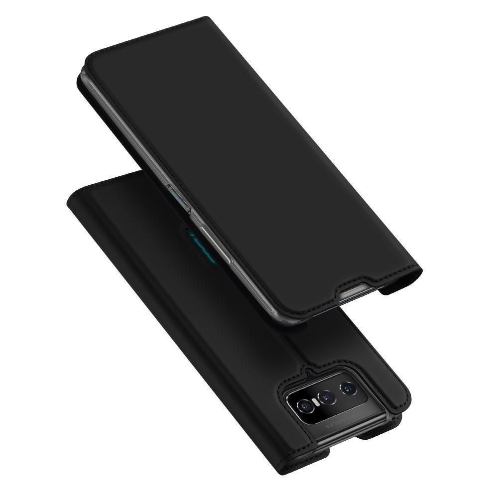 Skin Pro Series Case Asus ZenFone 7/7 Pro - Black