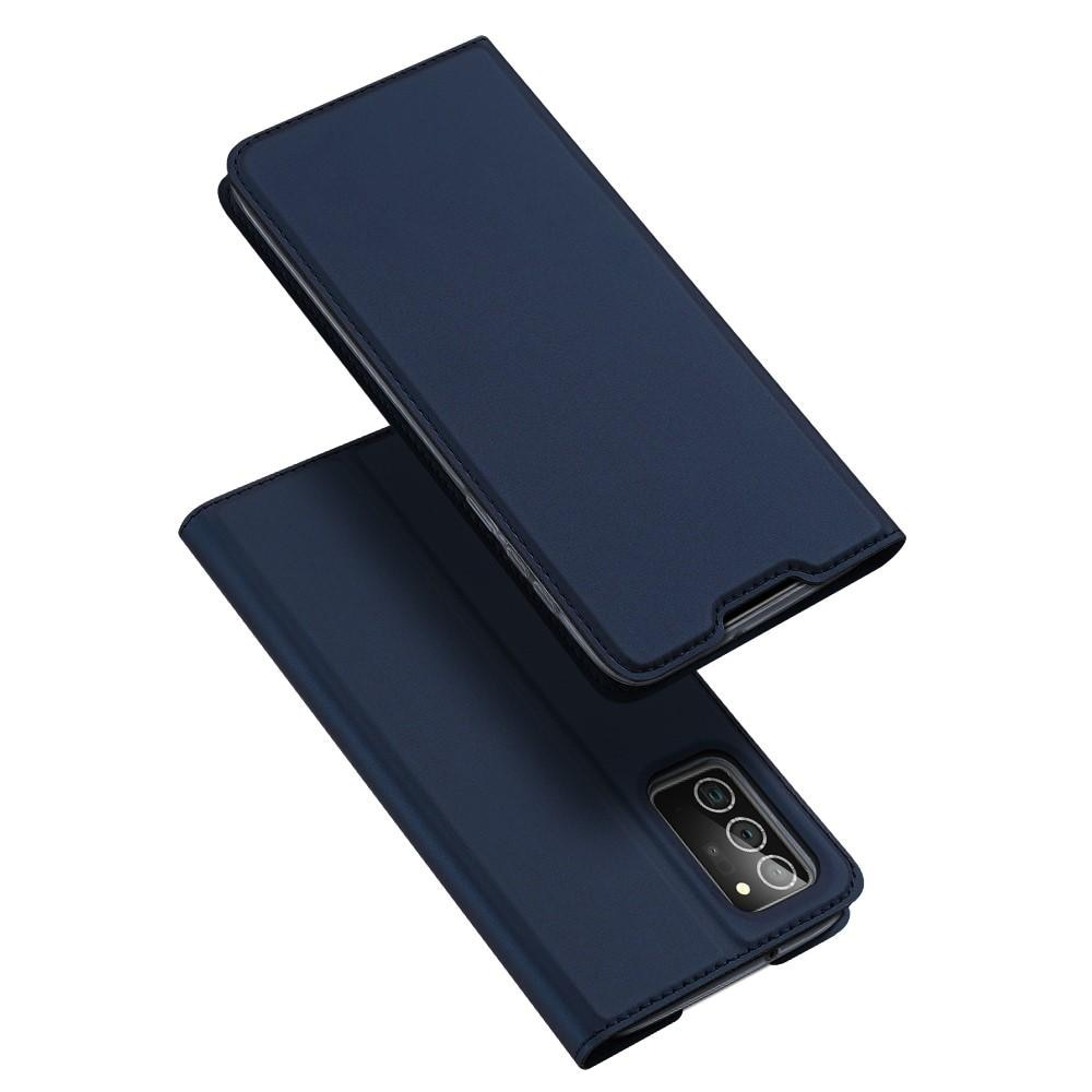 Skin Pro Series Case Galaxy Note 20 - Navy