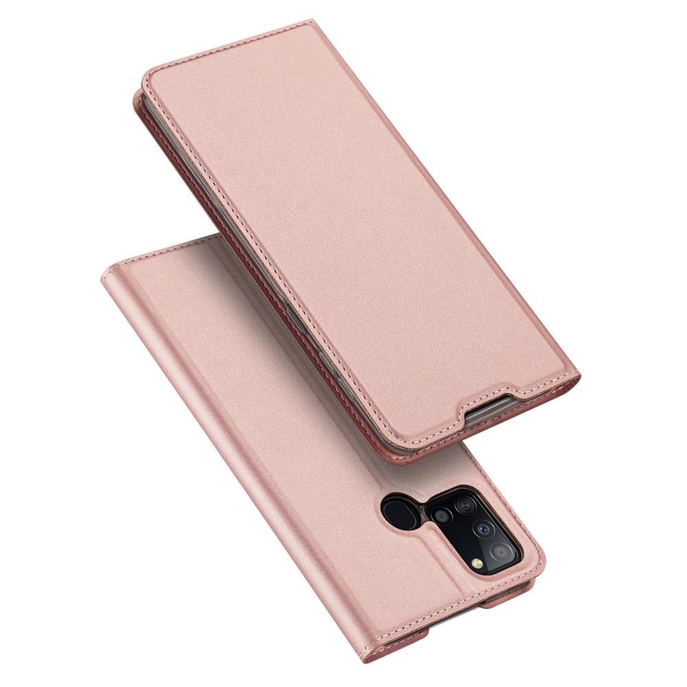 Skin Pro Series Case Samsung Galaxy A21s - Rose Gold