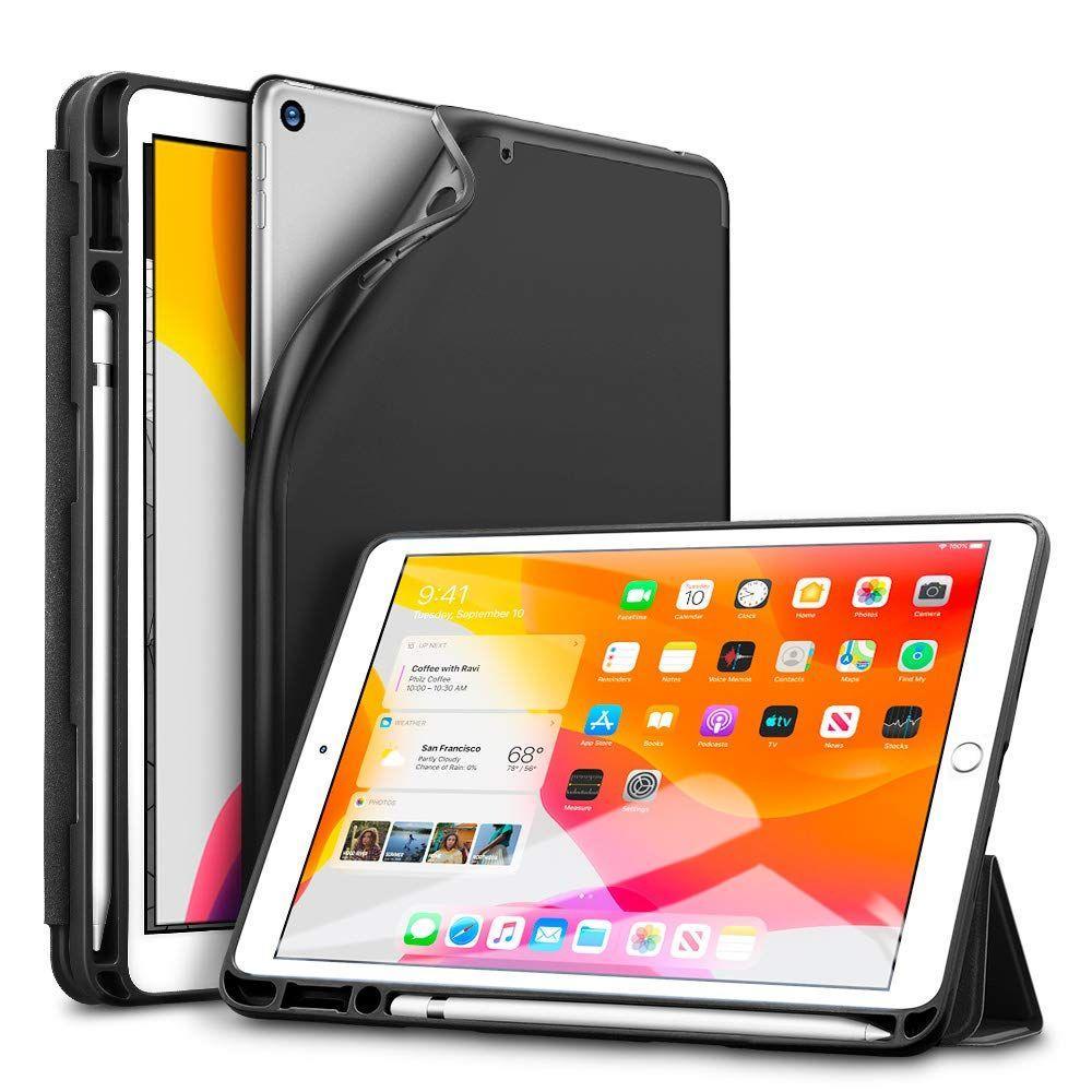 Rebound Pencil Case iPad 10.2 2019/2020 Black
