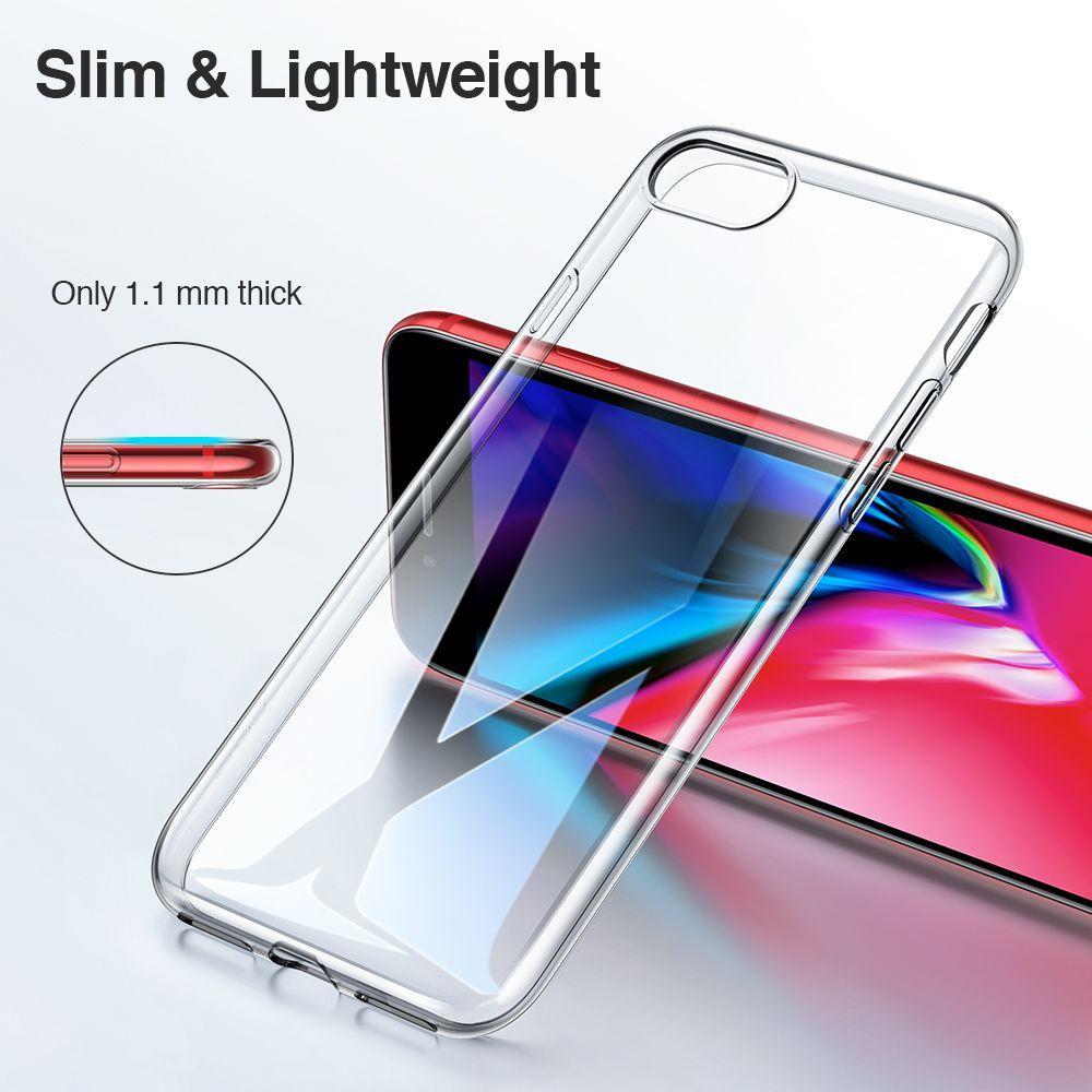Essential Case iPhone 7/8/SE 2020 Clear