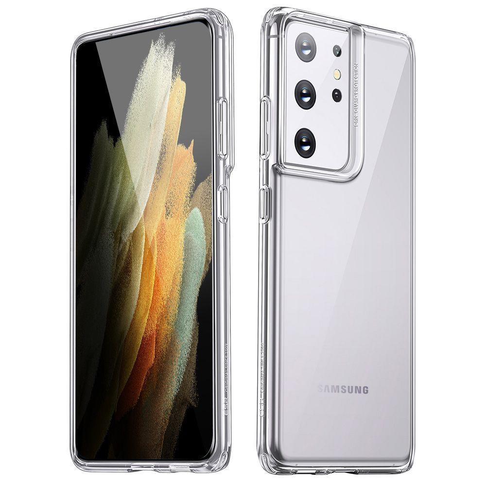 Project Zero Case Galaxy S21 Ultra Clear