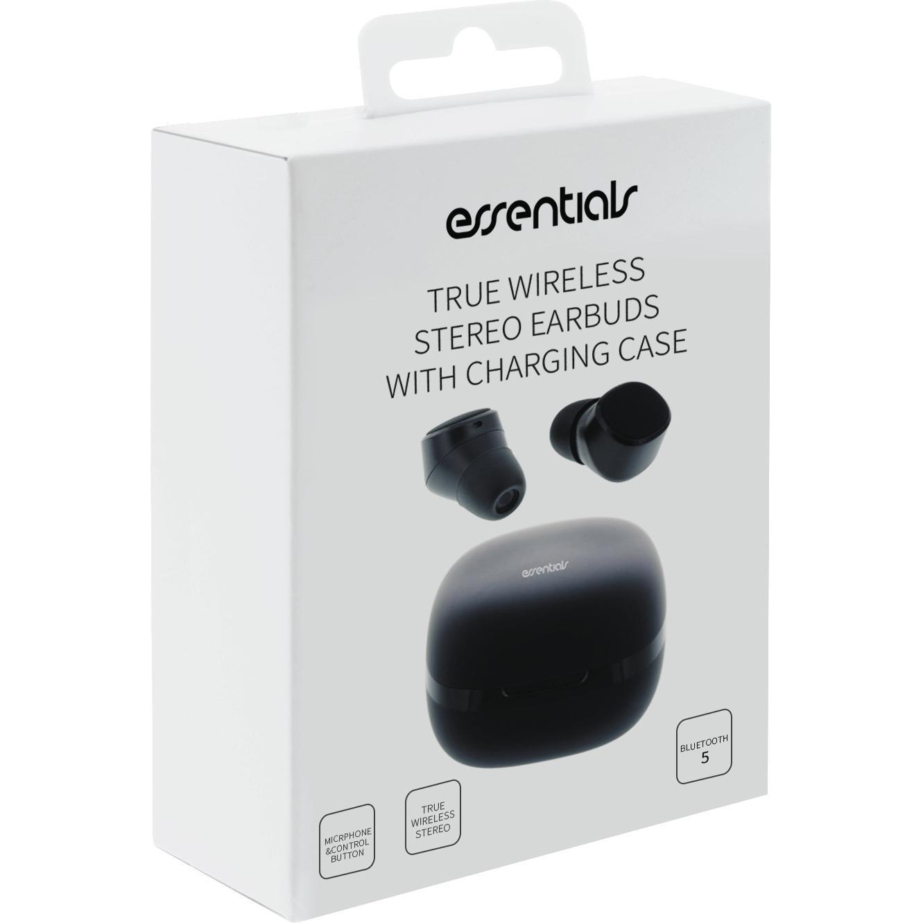 True Wireless Stereo in-ear Black
