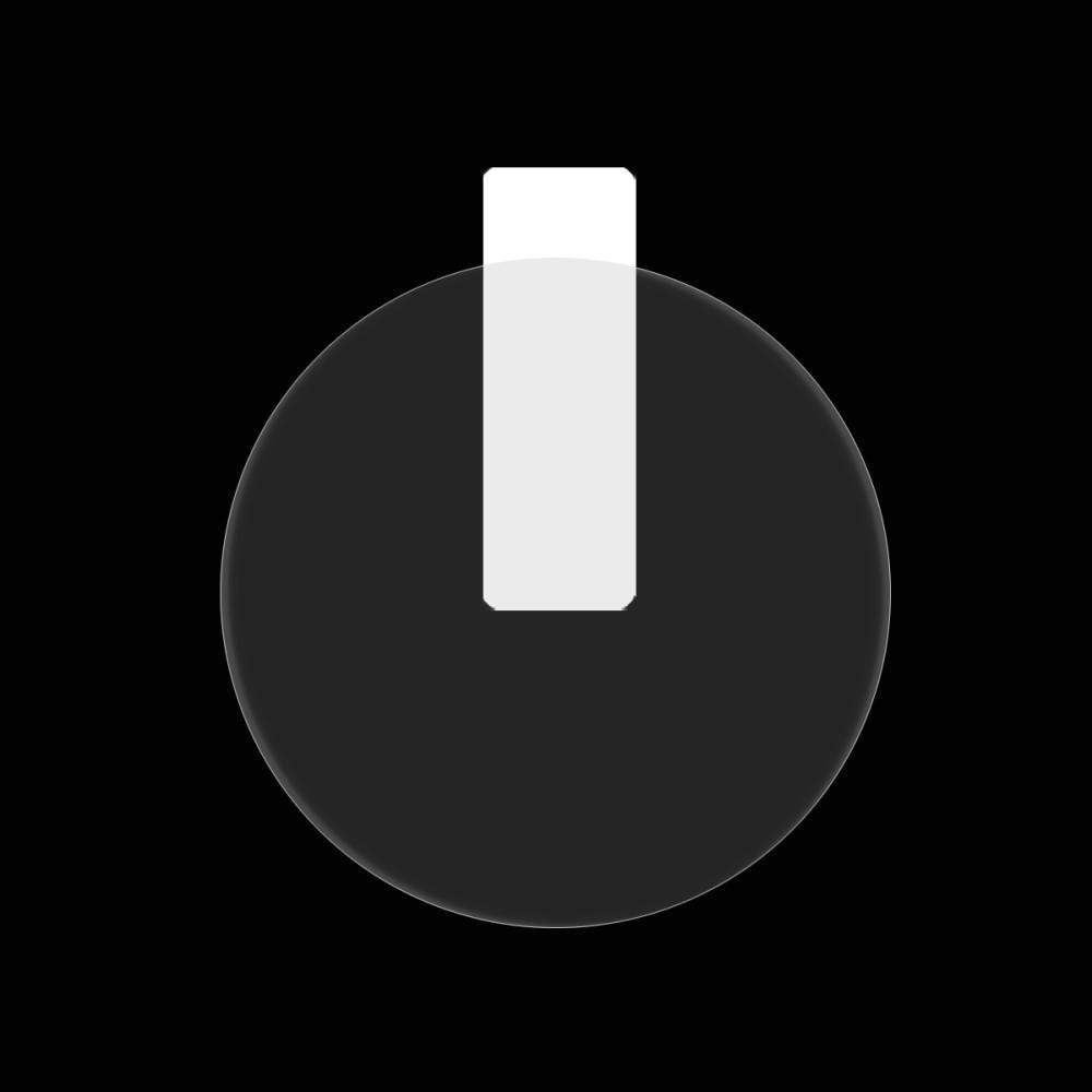 0.2mm Härdat Glas Samsung Galaxy Watch 42mm