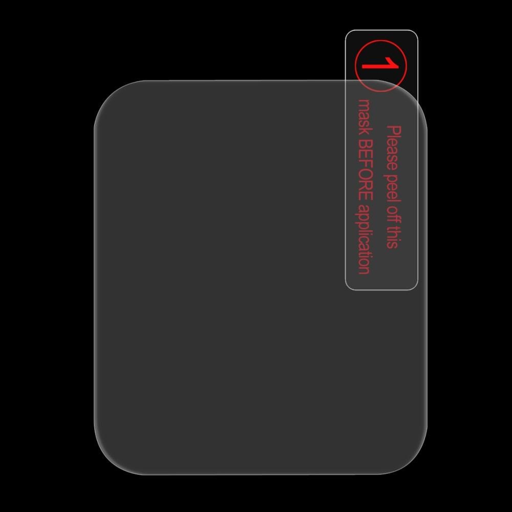 2-pack 0.2mm Härdat Glas Apple Watch 42mm