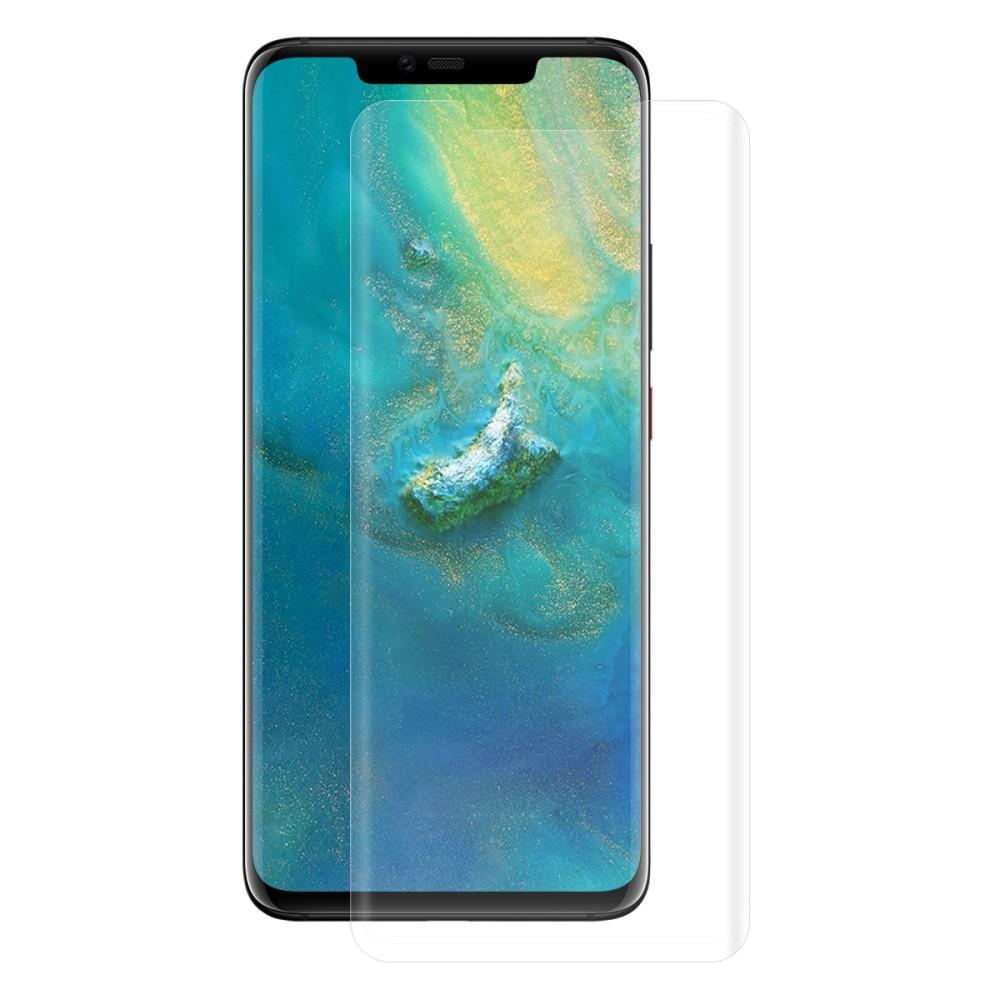 Heltäckande Curved Skärmskydd Huawei Mate 20 Pro