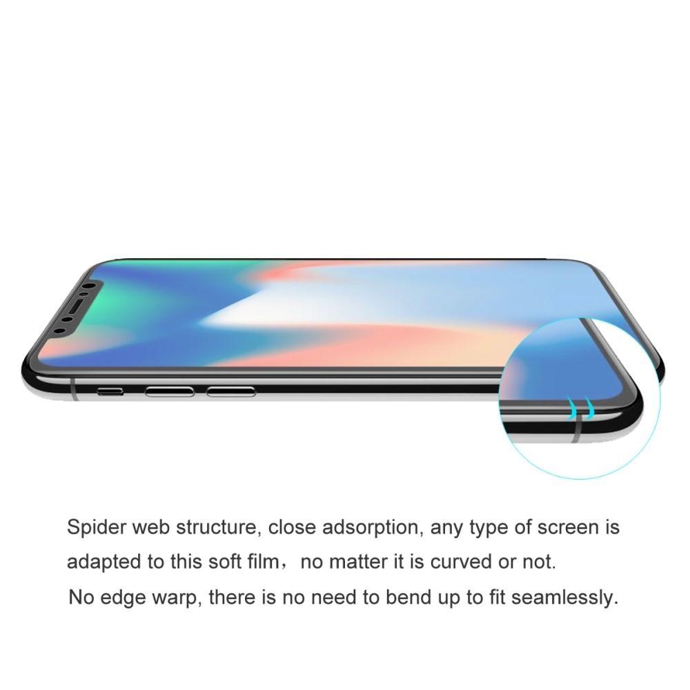 Heltäckande Skärmskydd iPhone X/Xs