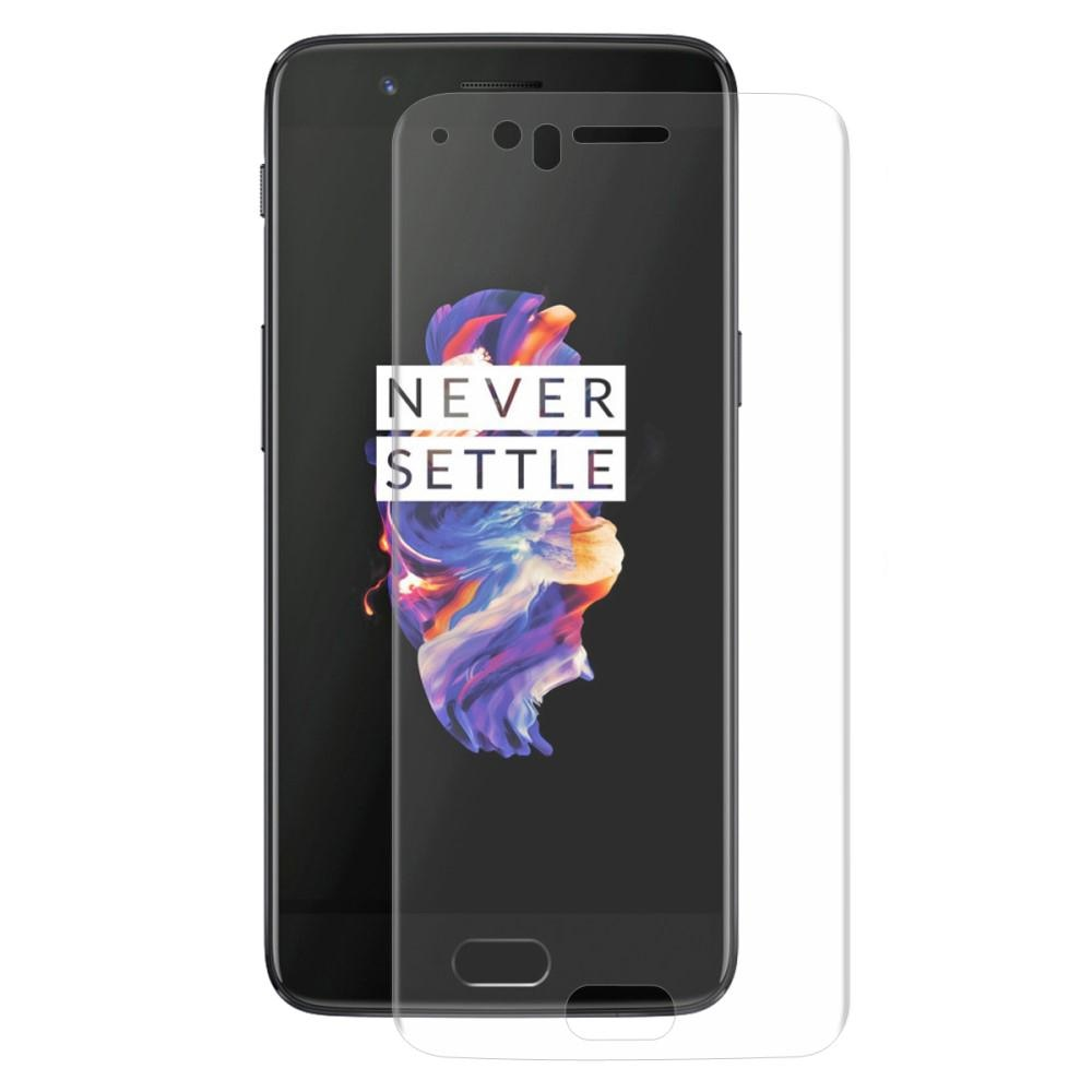 Heltäckande Skärmskydd OnePlus 5