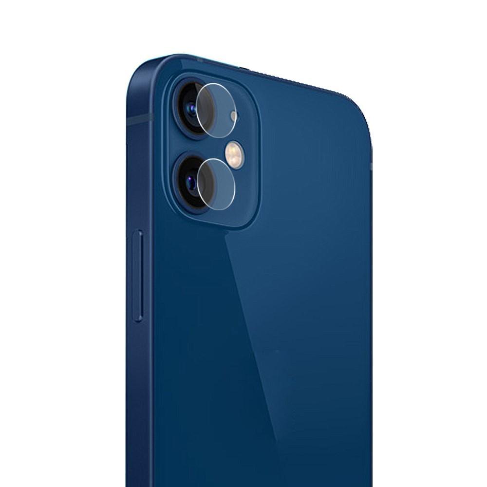 0.2mm Härdat Glas Linsskydd iPhone 12/12 Mini