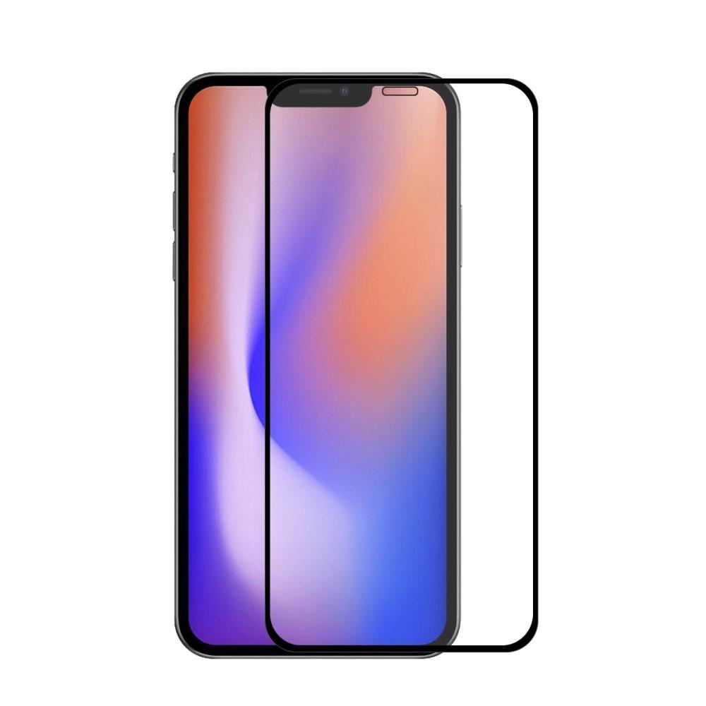 Full Glue Tempered Glass iPhone 12/12 Pro Black