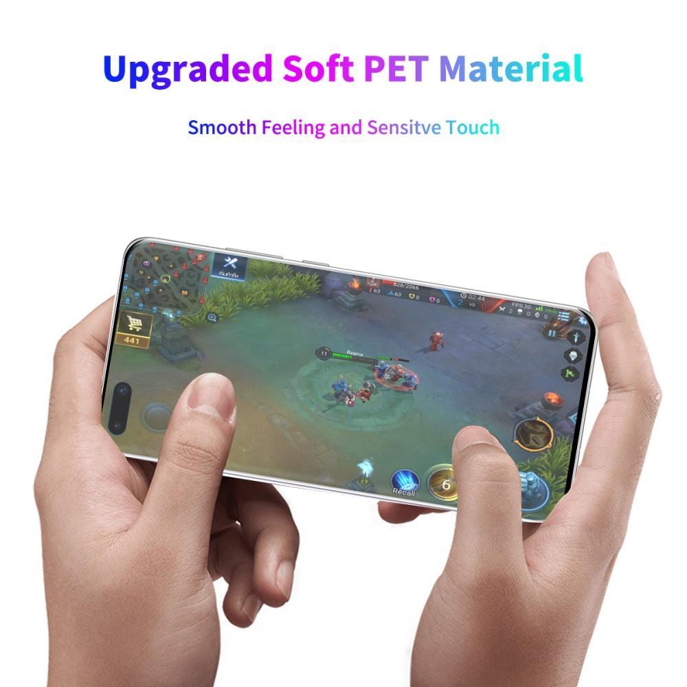 Heltäckande Curved Skärmskydd Huawei P40 Pro