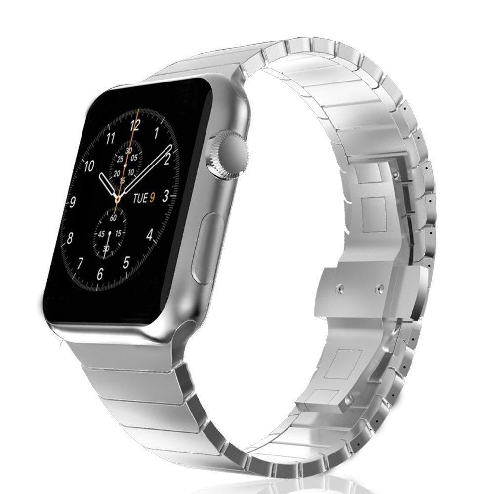 Länkarmband Apple Watch 38/40 mm silver