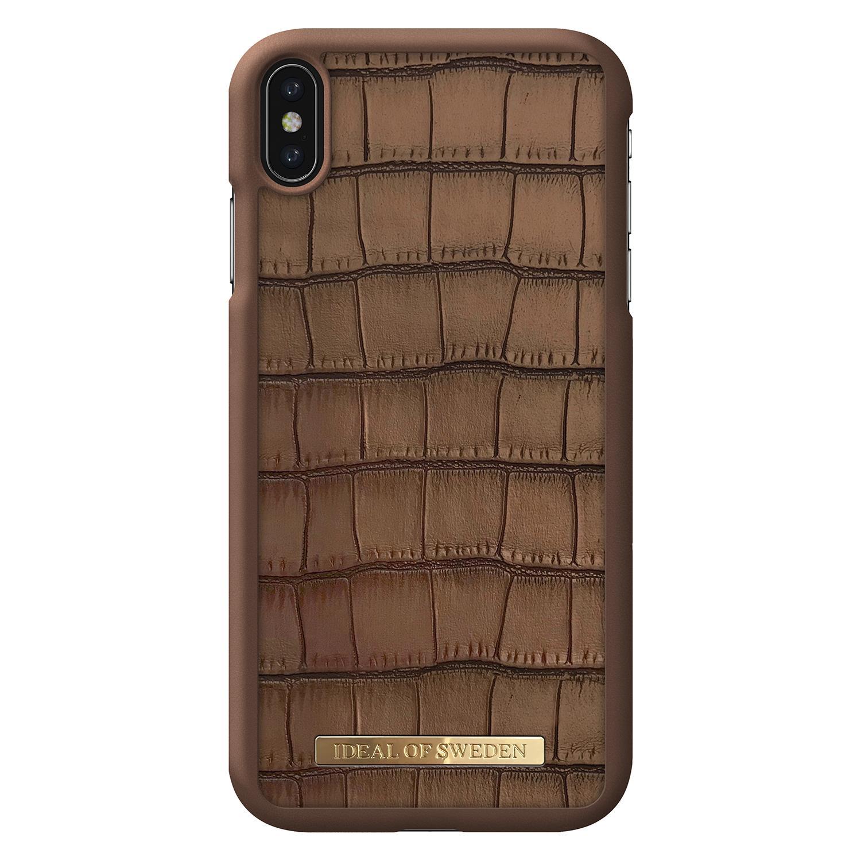 Capri Case iPhone XS Max Brown