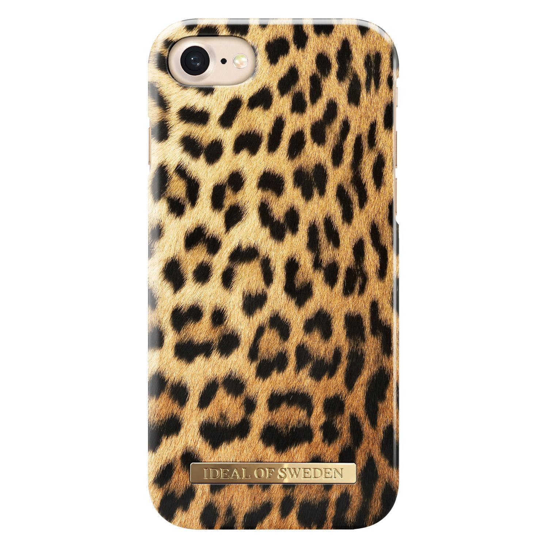 Fashion Case iPhone 6/6S/7/8/SE 2020 Wild Leopard