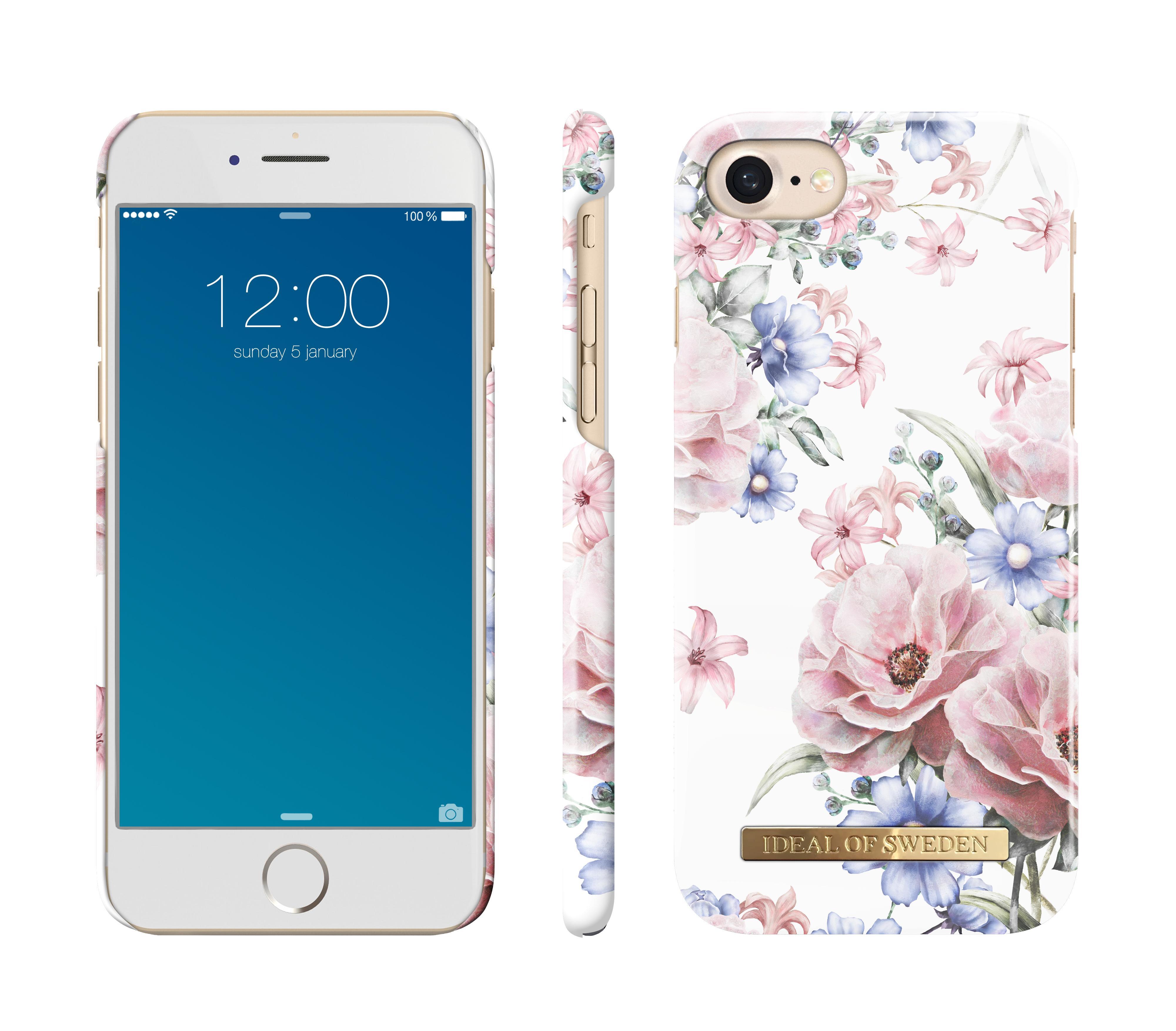Fashion Case iPhone 6/6S/7/8/SE 2020 Floral Romance