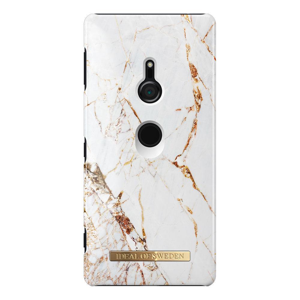 Fashion Case Xperia XZ2 Carrara Gold Marble