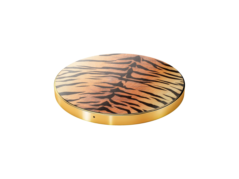 Fashion Qi Charger Sunset Tiger