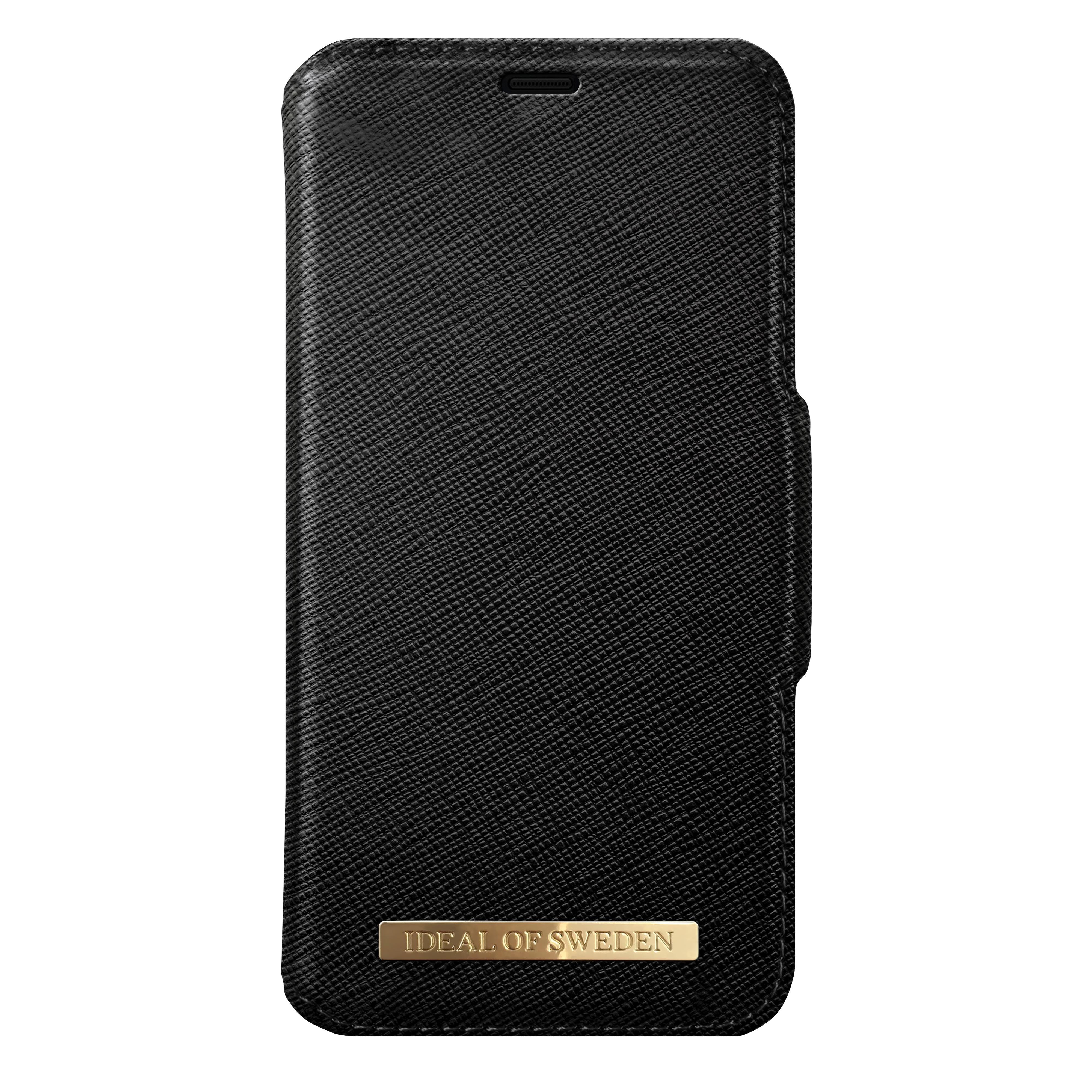 Fashion Wallet Galaxy S10 Black