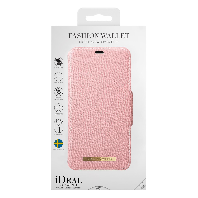 Fashion Wallet Galaxy S9 Plus Pink