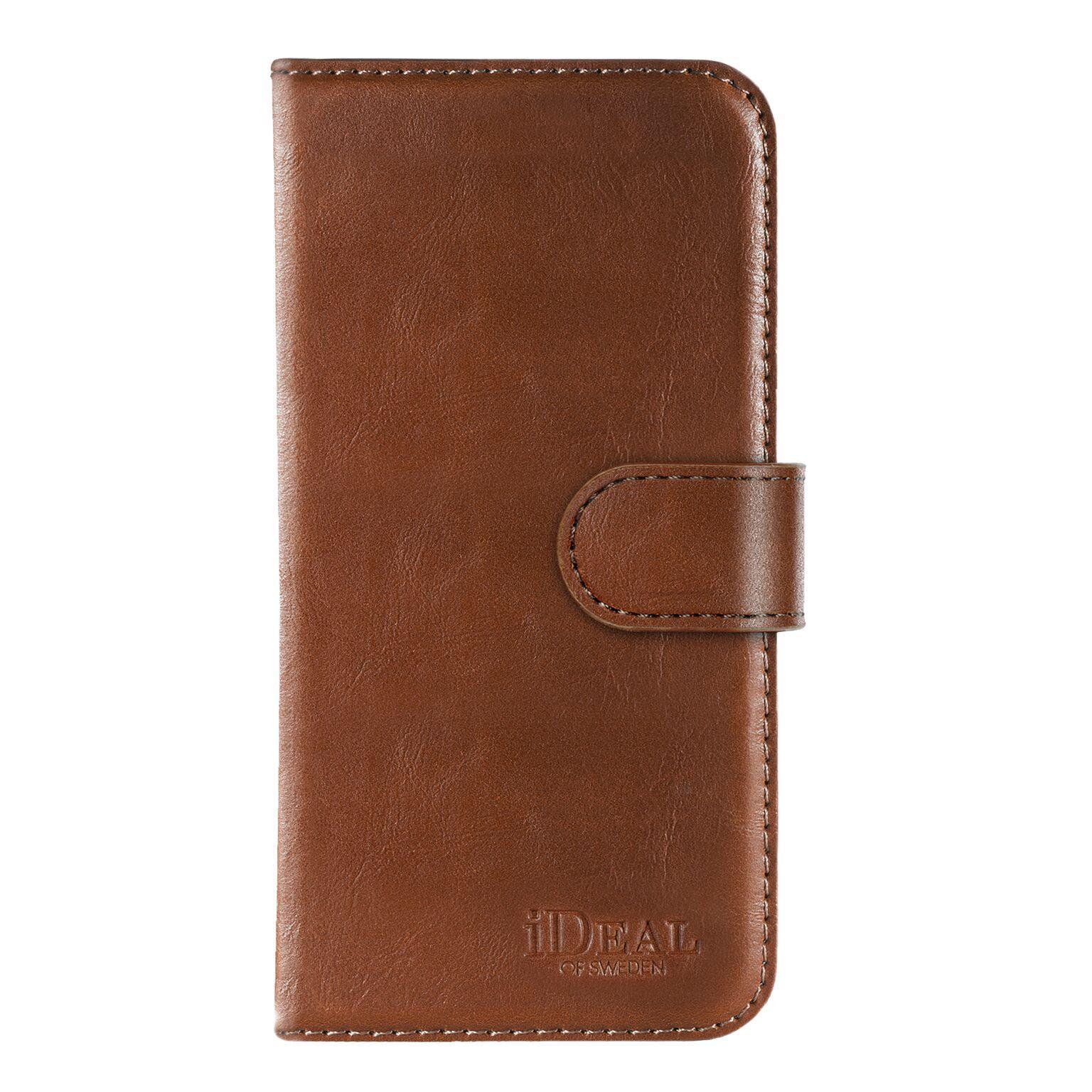 Magnet Wallet+ Apple iPhone XR Brown