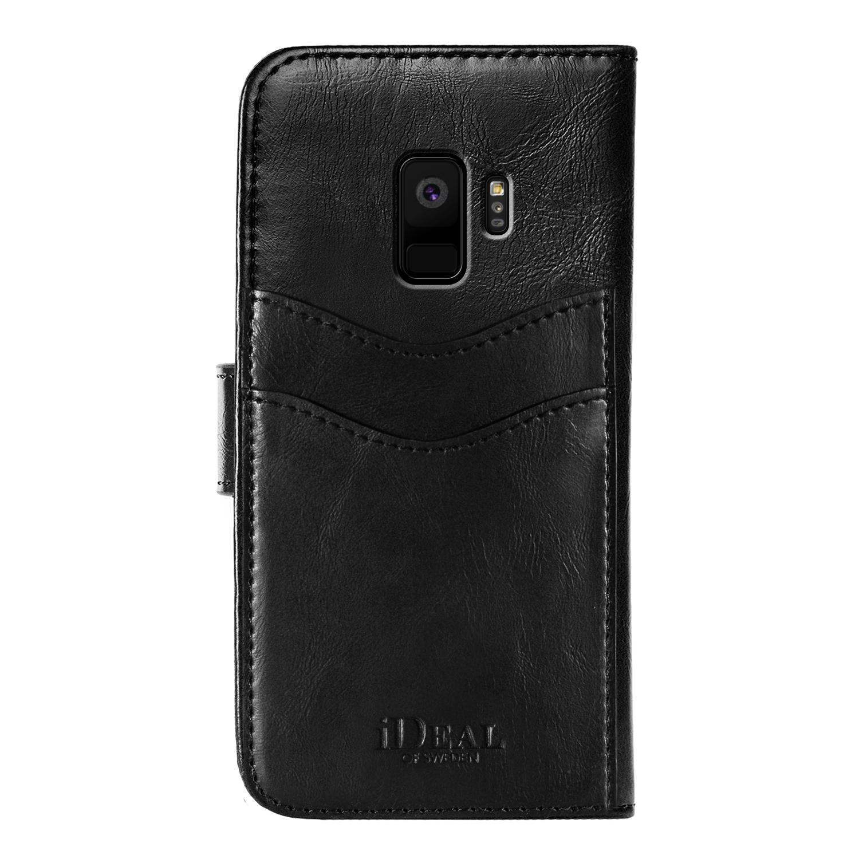 Magnet Wallet+ Samsung Galaxy S9 Black