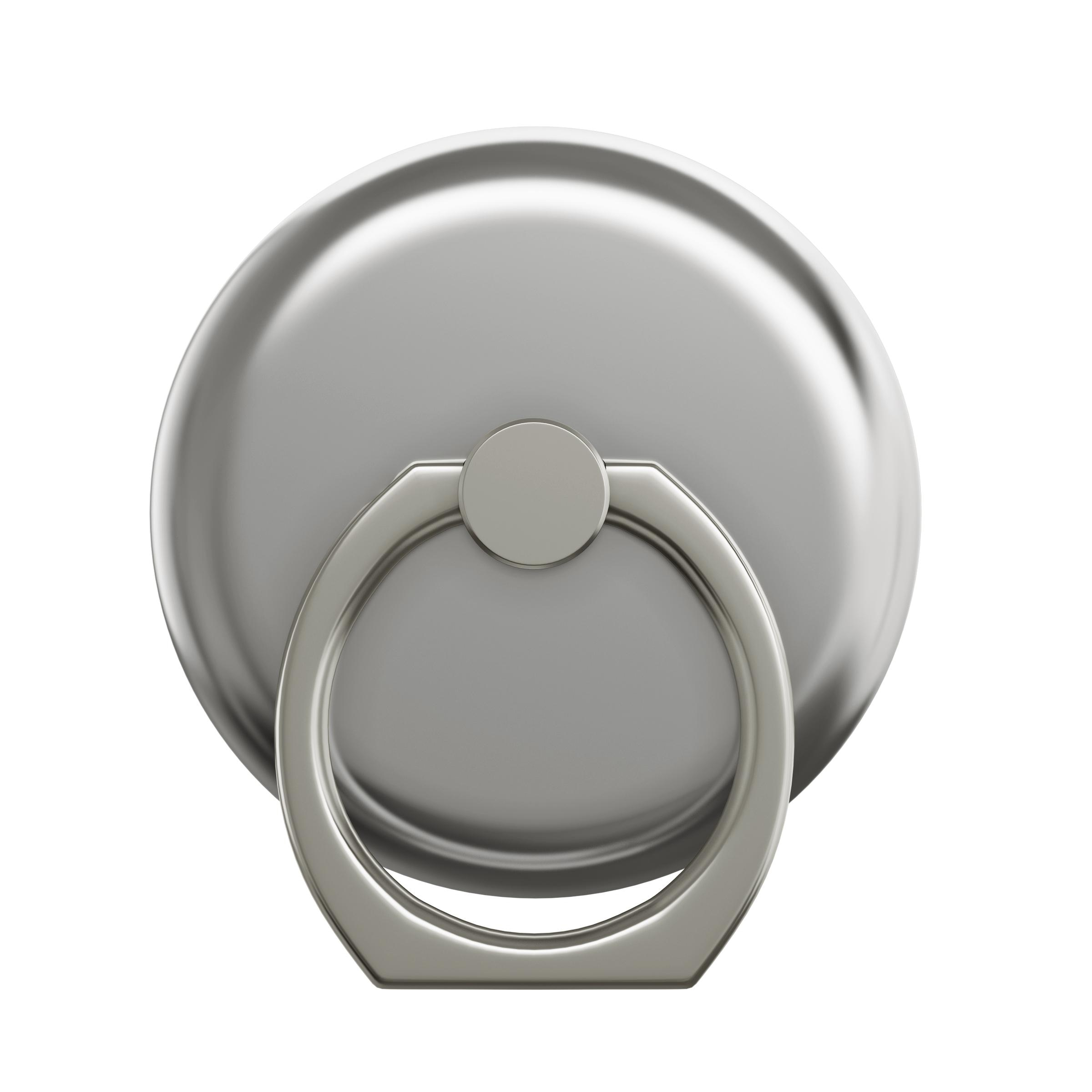 Magnetic Ring Mount Silver