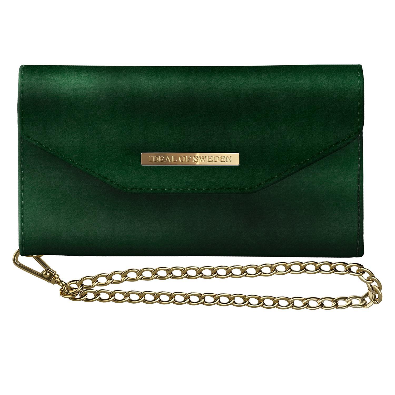 Mayfair Clutch Velvet iPhone 6/6S/7/8 Plus Green