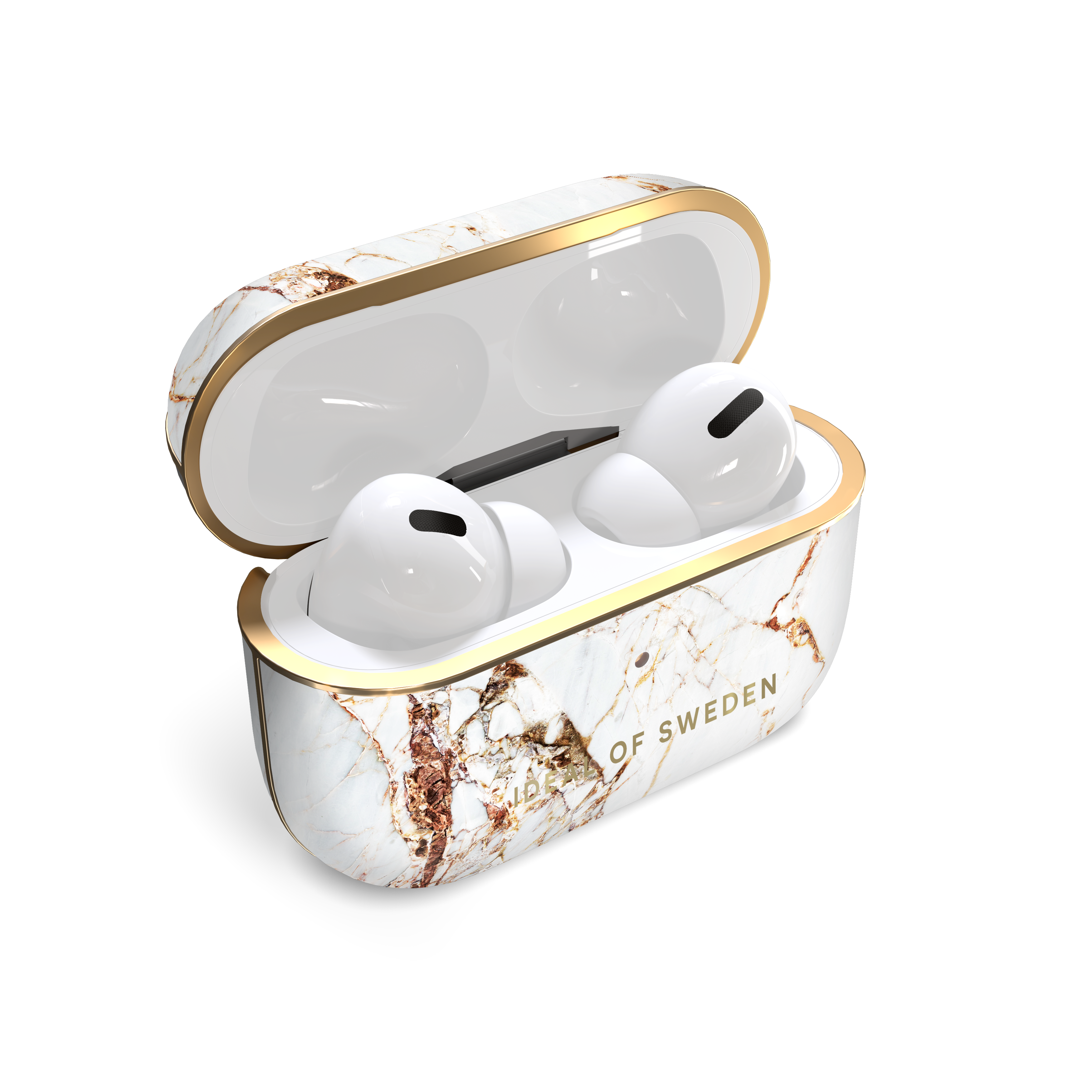 Fashion Case Apple AirPods Pro Carrara Gold
