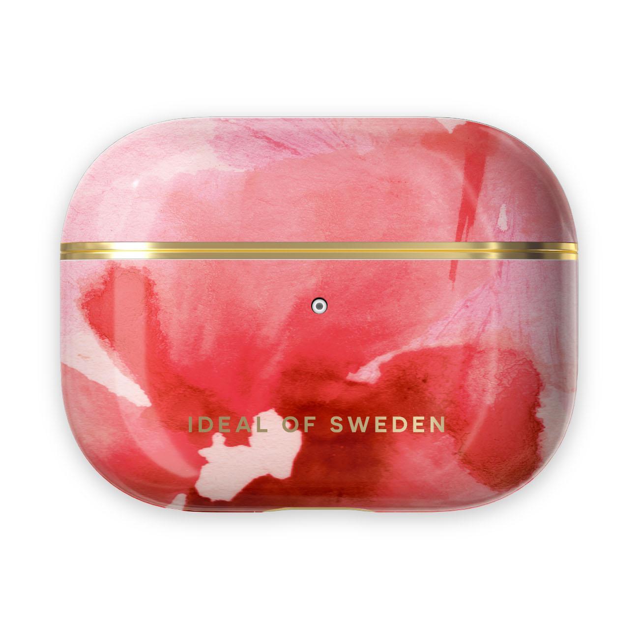 Fashion Case Apple AirPods Pro Coral Blush Floral