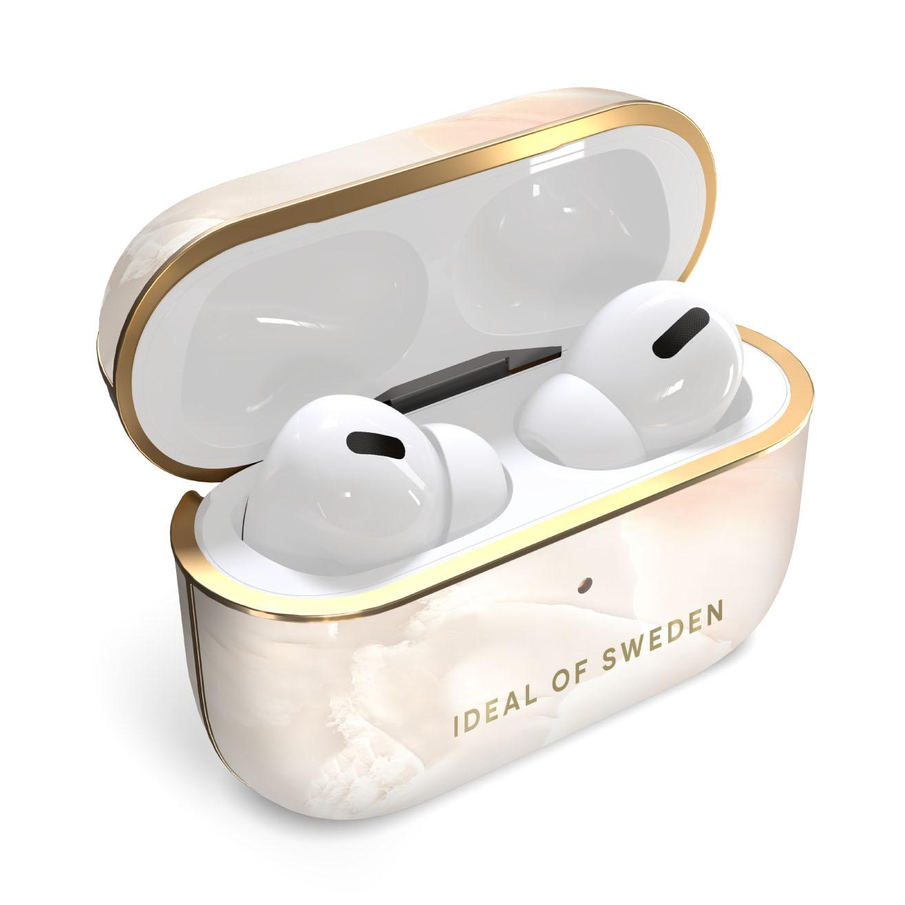 Fashion Case Apple AirPods Pro Rose Pearl Marble