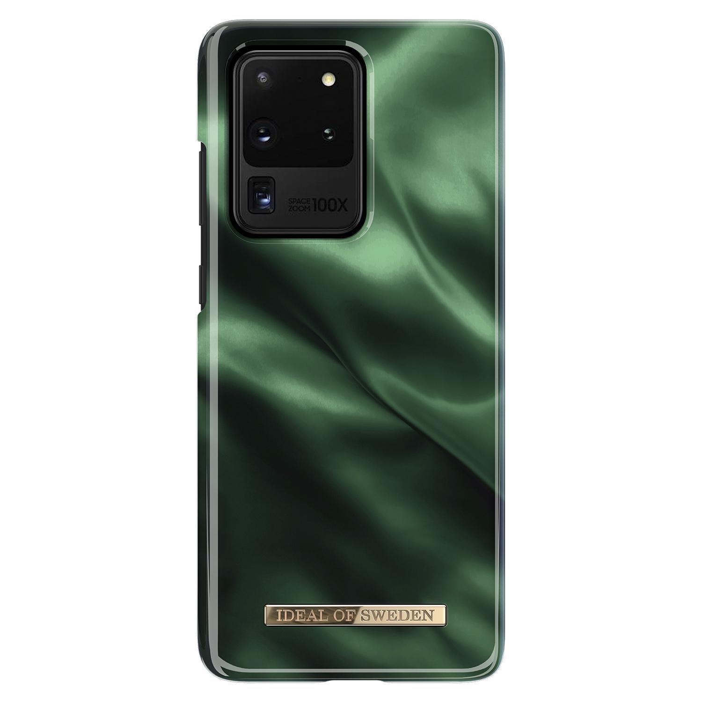 Fashion Case Galaxy S20 Ultra Emerald Satin