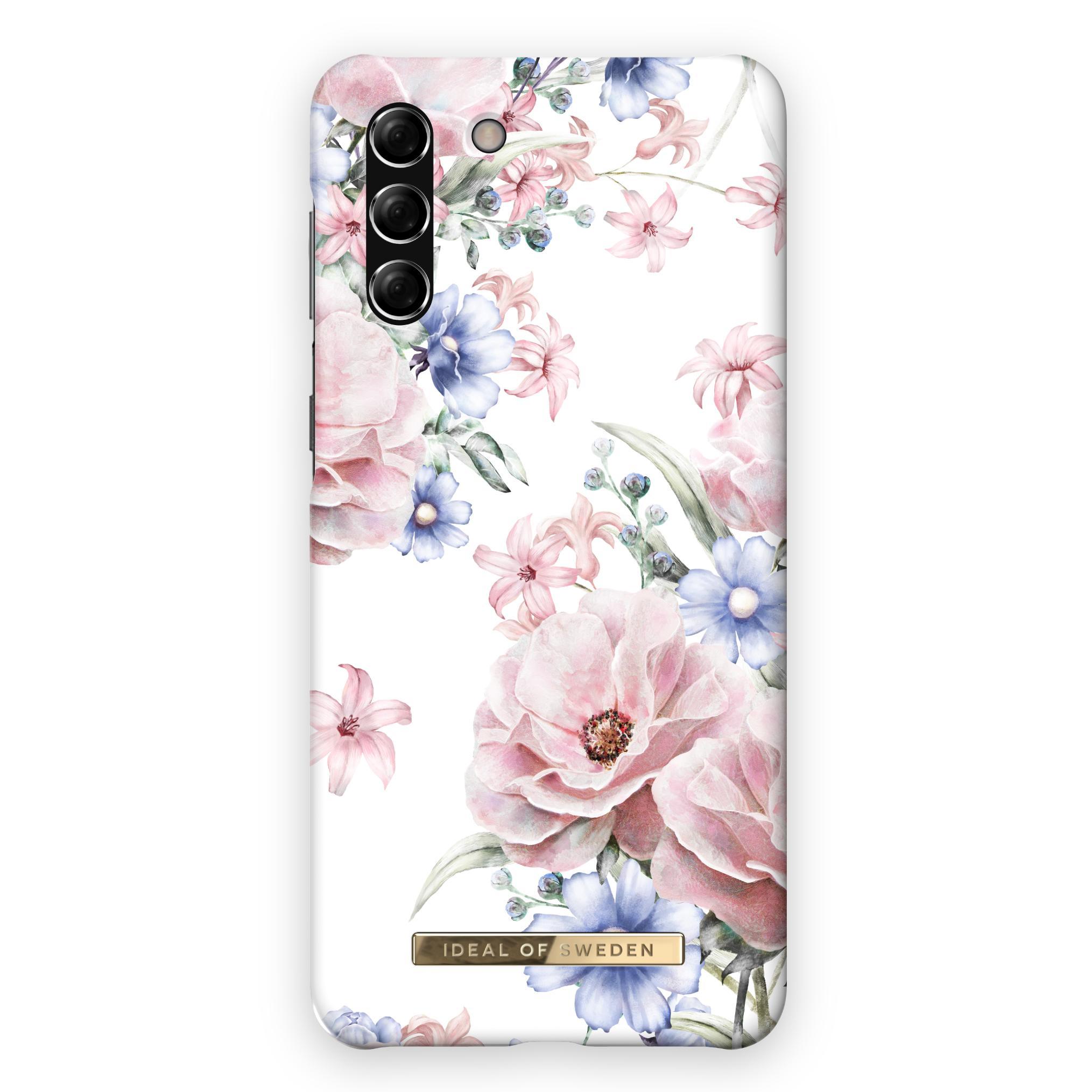 Fashion Case Galaxy S21 Floral Romance