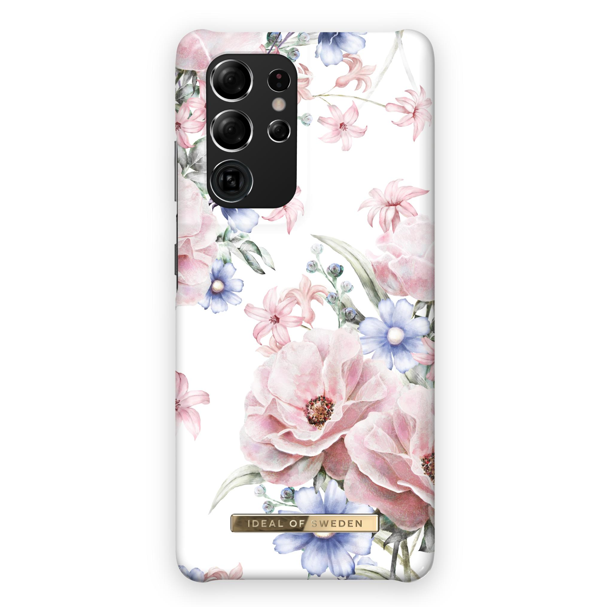 Fashion Case Galaxy S21 Ultra Floral Romance