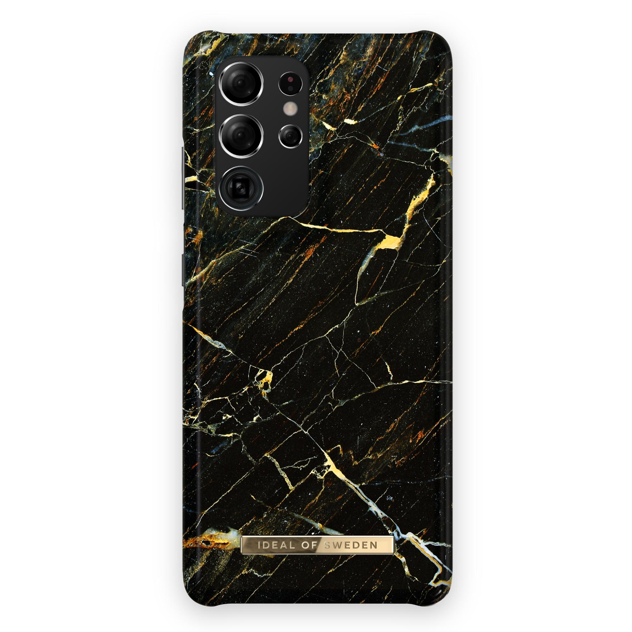 Fashion Case Galaxy S21 Ultra Port Laurent Marble